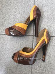 Туфли Алдо с открытым пальчиком