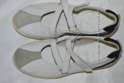 Мокасіни кросівки кеди шкіра ECCO розмір 40 41 42