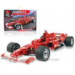 Конструктор Decool 3335 Formula-1,  1242 дет.
