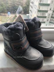 Зимние ботинки от ТМ Шалунишка