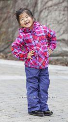 Демисезонный комплект для девочки , артикул 650 M F14, Virtual Pink
