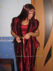 Карнавальный костюм Придворной дамы.