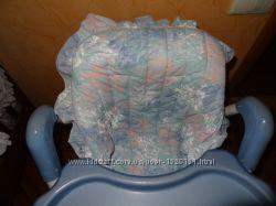 чехол накладка на стул для кормления