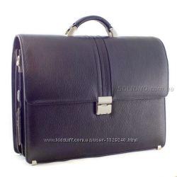 Портфель Desisan 317-011 черный флатар
