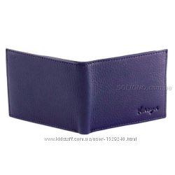 Маленький кошелек Karya 0905-44 синего цвета
