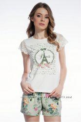 Пижама женская c шортами Ellen LNP 072001