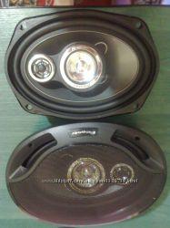 Колонки динамики Pioneer TS-A6942S 1000Вт трехполосные