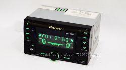 Автомагнитола 2din Pioneer 9901 USBSDAUXпульт RGB подсветка
