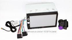 2din магнитола Pioneer 7026GT GPS навигация пульт на руль