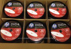 DVD-R чистые диски для печати HP, Emtec