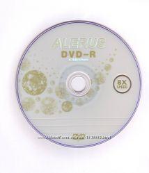 Alerus DVD-R чистые диски для записи оптом