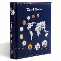 Альбом для монет, банкнот, марок и и прочего World Money