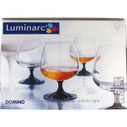 Набор бокалов для коньяка Luminarc Domino