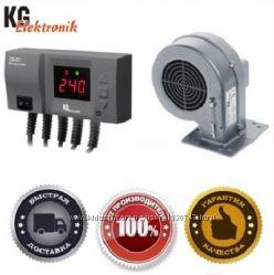 KG Elektronik автоматика CS20 турбина DP02 для твердотопливного котла