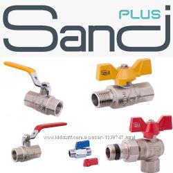 Шаровые краны SandiPlus SD запорная арматура PN40