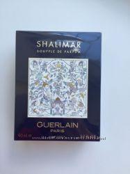 Shalimar souffle de parfum Guerlain оригинал 90 мл.
