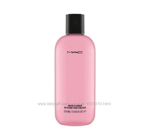 MAC жидкость для очистки кистей 235мл оригинал