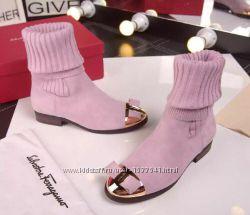 Обувь женская осень-зима сотни моделей