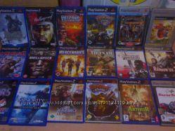 Игры для Sony PS-1, 2