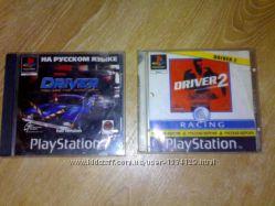 Игры для Sony PS-1