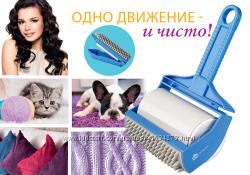 Многофункциональный Липкий роллер для чистки одежды