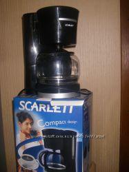 Кофеварка Scarlett SC-033