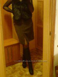 Женский Привлекательный Костюм 44-46 размер Юбка Карандаш Жакет пиджак