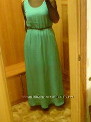 Роскошное Новое Замечательное Платье сукня довга В пол р44, 46, 48, 50, 52