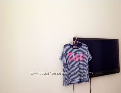 Блуза футболкаTiffany з логотипом Paris оригінал