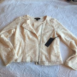 Кружевная куртка, жакет в хорошем состоянии