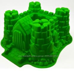 Форма силиконовая крепость