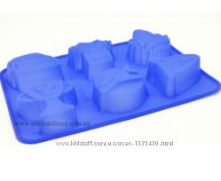 Форма силиконовая Cпорт и техника