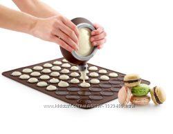 Коврик силиконовый для изготовления печенья MACARONS