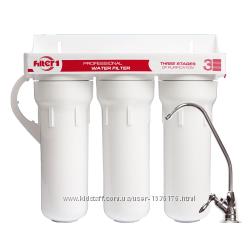 Тройной фильтр для воды Filter1