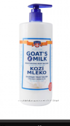 Био-косметика Palacio из Чехии. Лосьон молочко Козье молоко для тел 500 мл.