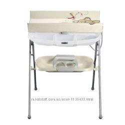 Ванночка с пеленальным столиком