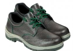 Туфли рабочие с мет. носком кожаные из Польши