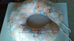 Подушка для беременных и кормления в идеальном состоянии