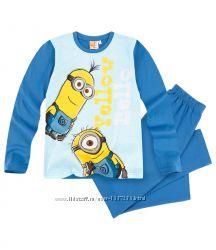 Пижамы Миньоны Minions или Гадкий Я для мальчика