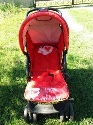 Прогулочная коляска bertoni foxy