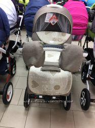 универсальная коляска Adamex Barletta World Collection 2 в 1