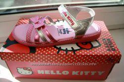 Босоножки Hello Kitty