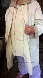 Оригинальный плащ-куртка