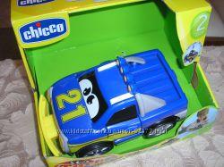 Грузовик синий Turbo Touch Crash chicco