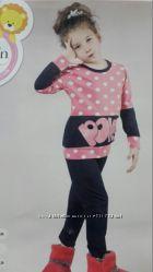Турецкое трикотажное белье для детей. Термо белье. Пижамы. Быстрый заказ