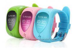 Водостойкие детские часы GOGPS K90 с GPS треком сим карта в подарок