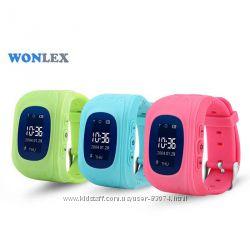 Детские часы WONLEX Smart Baby Watch Q50 Бесплатная настройка