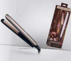 Плойка для ровных волос с кератином Remington Keratin Therapy Pro s8590