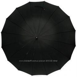Качественный Мужской зонт Автомат Президент