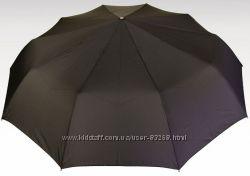 Зонт премиум класса, с кожанной ручкой